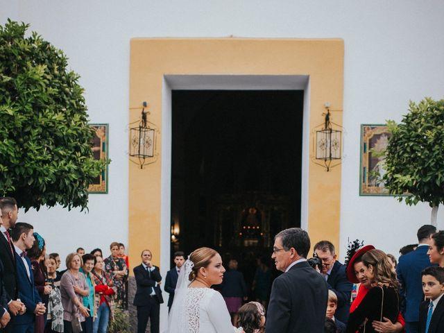 La boda de Miguel Angel y Maria Isabel en Guillena, Sevilla 78