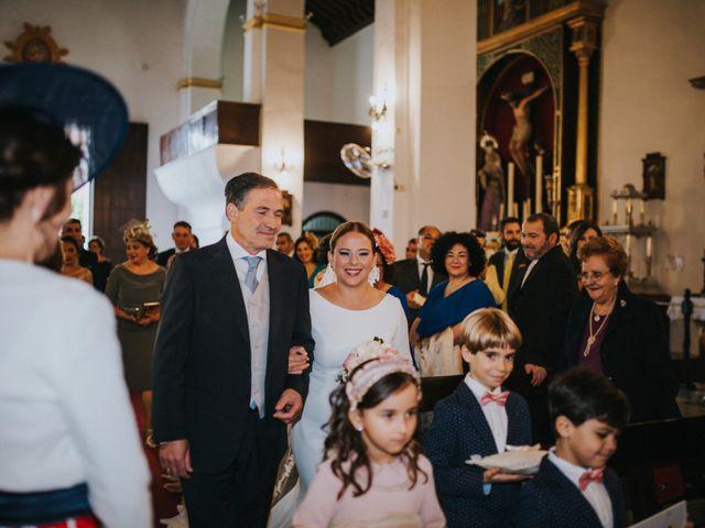 La boda de Miguel Angel y Maria Isabel en Guillena, Sevilla 81