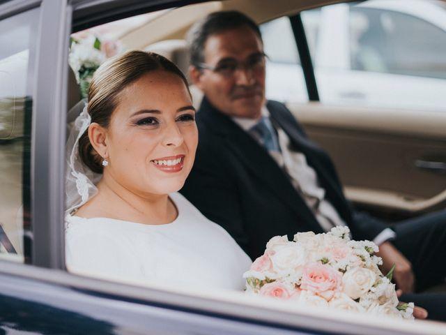 La boda de Miguel Angel y Maria Isabel en Guillena, Sevilla 82