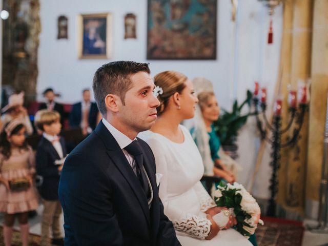 La boda de Miguel Angel y Maria Isabel en Guillena, Sevilla 83