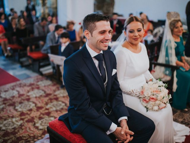 La boda de Miguel Angel y Maria Isabel en Guillena, Sevilla 84
