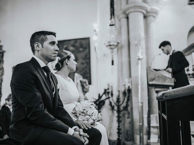 La boda de Miguel Angel y Maria Isabel en Guillena, Sevilla 85
