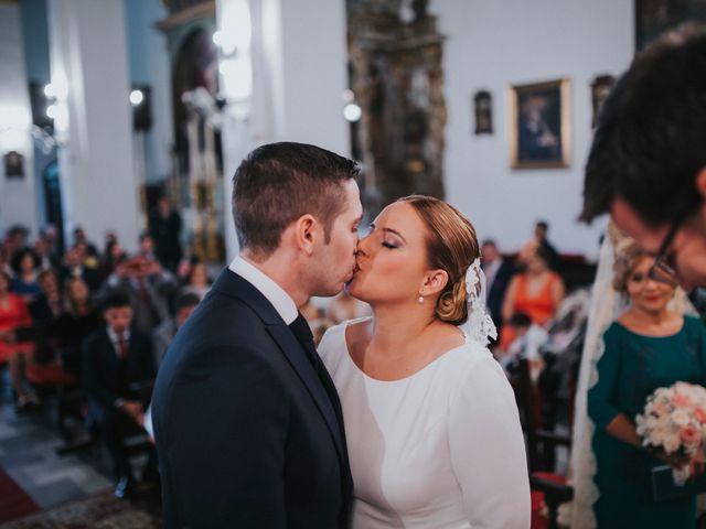 La boda de Miguel Angel y Maria Isabel en Guillena, Sevilla 87