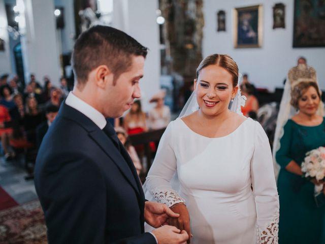 La boda de Miguel Angel y Maria Isabel en Guillena, Sevilla 89