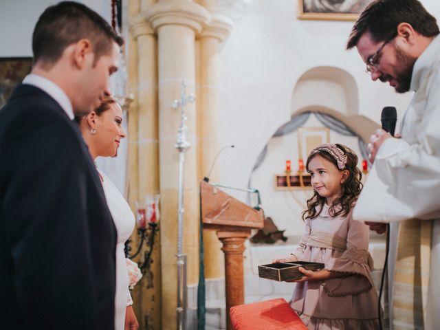 La boda de Miguel Angel y Maria Isabel en Guillena, Sevilla 90
