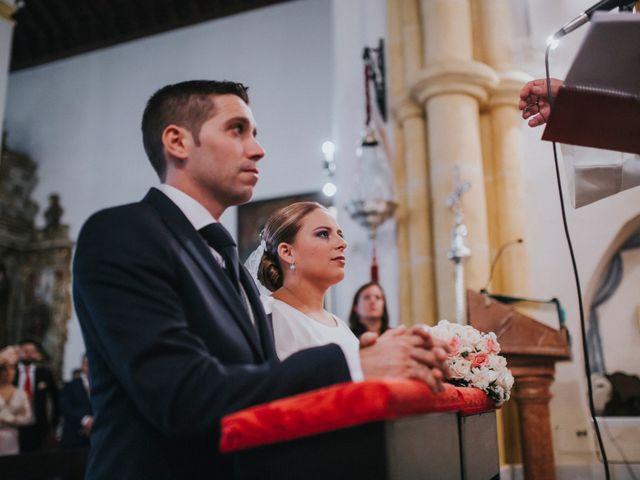 La boda de Miguel Angel y Maria Isabel en Guillena, Sevilla 92
