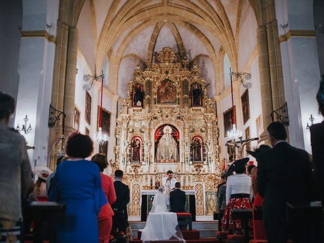 La boda de Miguel Angel y Maria Isabel en Guillena, Sevilla 93