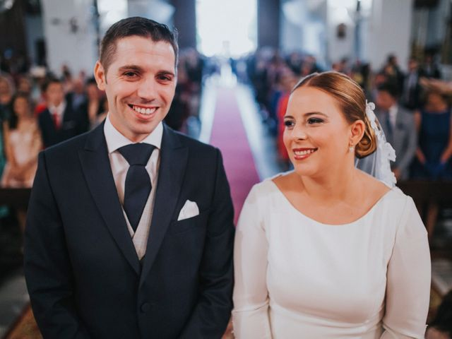 La boda de Miguel Angel y Maria Isabel en Guillena, Sevilla 94