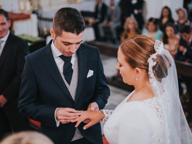 La boda de Miguel Angel y Maria Isabel en Guillena, Sevilla 95