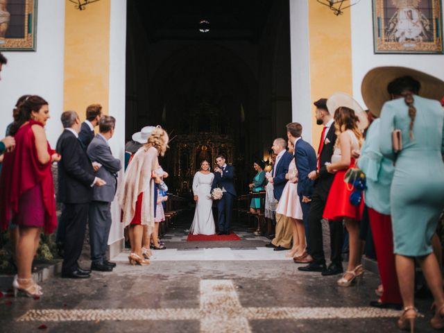 La boda de Miguel Angel y Maria Isabel en Guillena, Sevilla 98