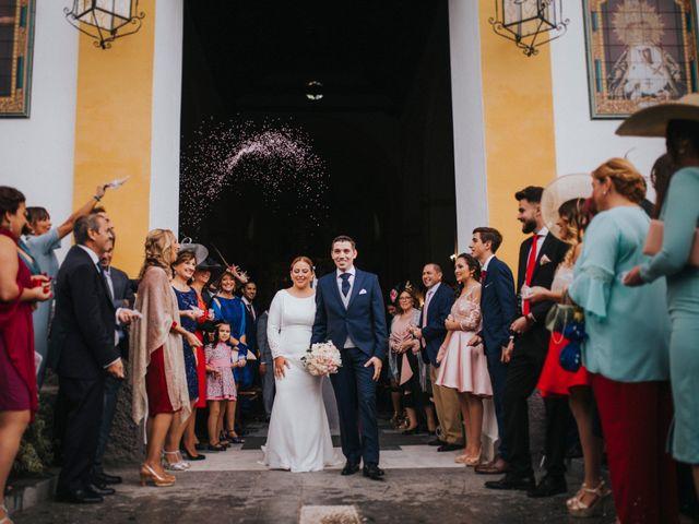 La boda de Miguel Angel y Maria Isabel en Guillena, Sevilla 99