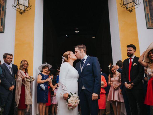 La boda de Miguel Angel y Maria Isabel en Guillena, Sevilla 101