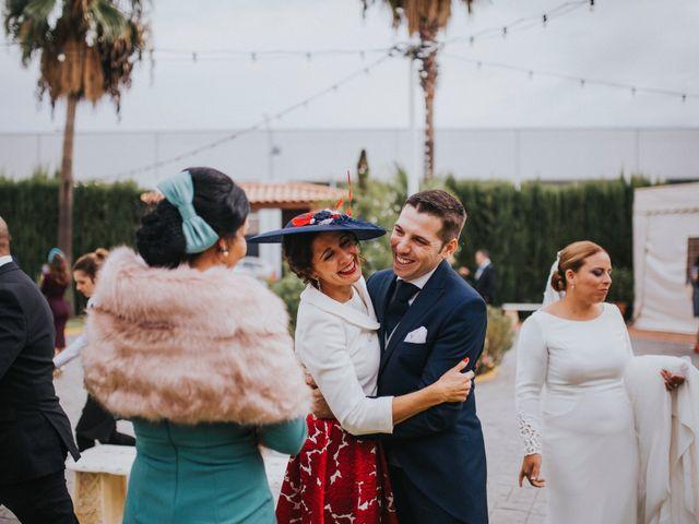La boda de Miguel Angel y Maria Isabel en Guillena, Sevilla 115