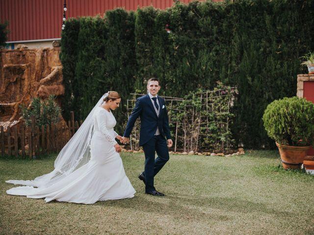 La boda de Miguel Angel y Maria Isabel en Guillena, Sevilla 117