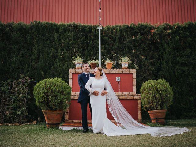 La boda de Miguel Angel y Maria Isabel en Guillena, Sevilla 118