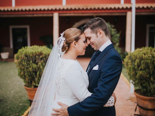 La boda de Miguel Angel y Maria Isabel en Guillena, Sevilla 120