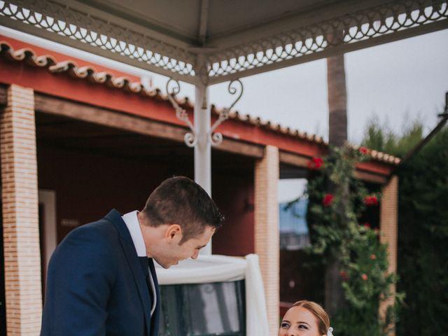 La boda de Miguel Angel y Maria Isabel en Guillena, Sevilla 122