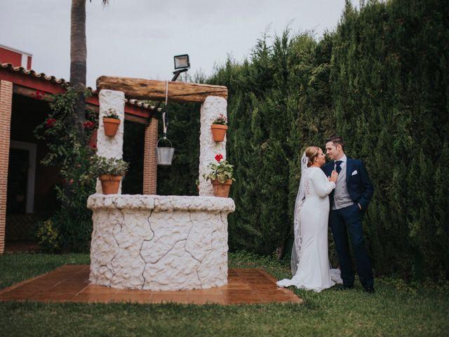 La boda de Miguel Angel y Maria Isabel en Guillena, Sevilla 123