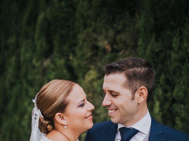 La boda de Miguel Angel y Maria Isabel en Guillena, Sevilla 124