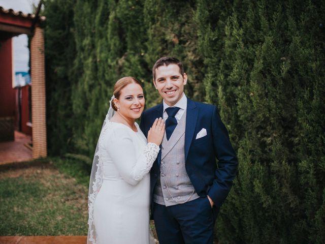 La boda de Miguel Angel y Maria Isabel en Guillena, Sevilla 125