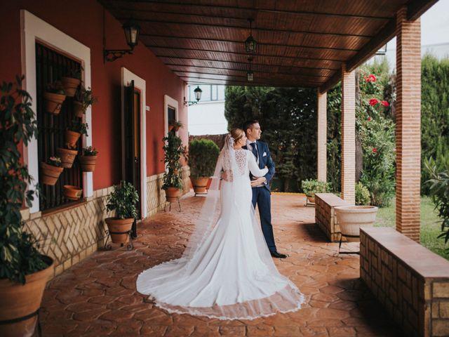 La boda de Miguel Angel y Maria Isabel en Guillena, Sevilla 126