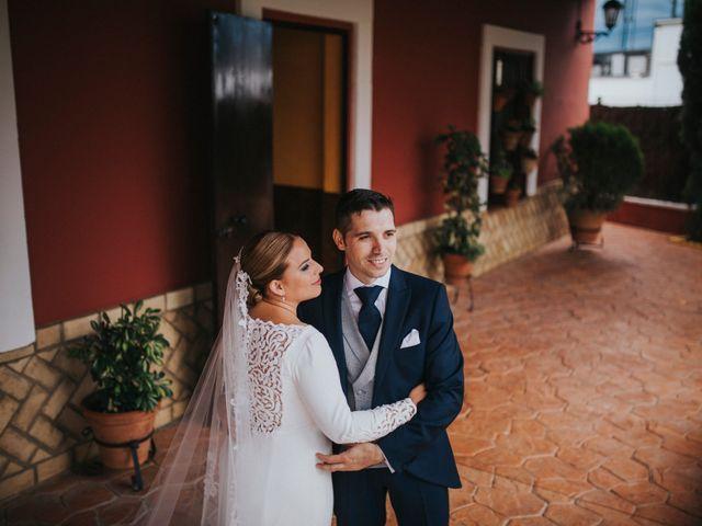 La boda de Miguel Angel y Maria Isabel en Guillena, Sevilla 127
