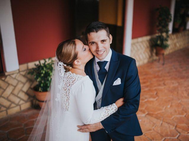 La boda de Miguel Angel y Maria Isabel en Guillena, Sevilla 128