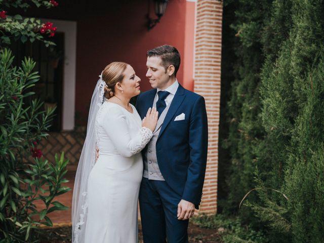 La boda de Miguel Angel y Maria Isabel en Guillena, Sevilla 133