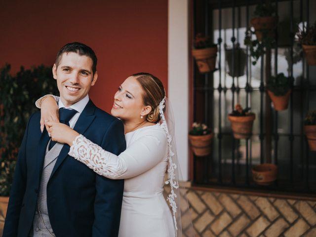 La boda de Maria Isabel y Miguel Angel