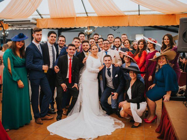 La boda de Miguel Angel y Maria Isabel en Guillena, Sevilla 138