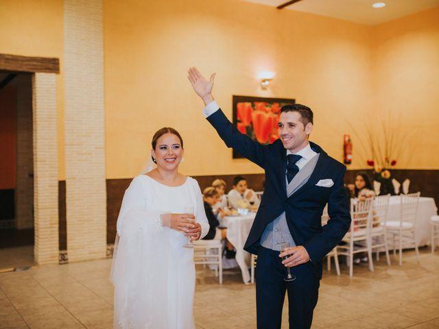 La boda de Miguel Angel y Maria Isabel en Guillena, Sevilla 145