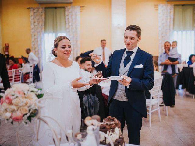 La boda de Miguel Angel y Maria Isabel en Guillena, Sevilla 152