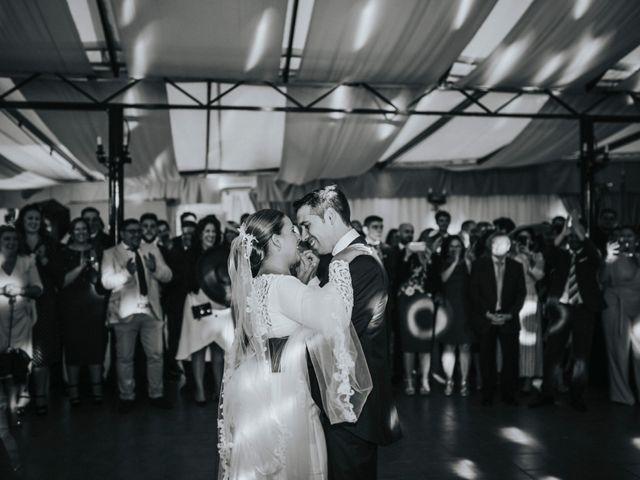 La boda de Miguel Angel y Maria Isabel en Guillena, Sevilla 160
