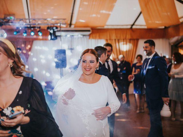 La boda de Miguel Angel y Maria Isabel en Guillena, Sevilla 162