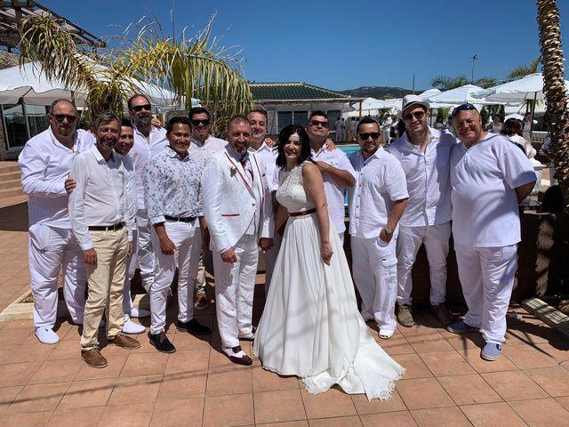 La boda de Nieves  y Marco en Alcalà De Xivert, Castellón 3