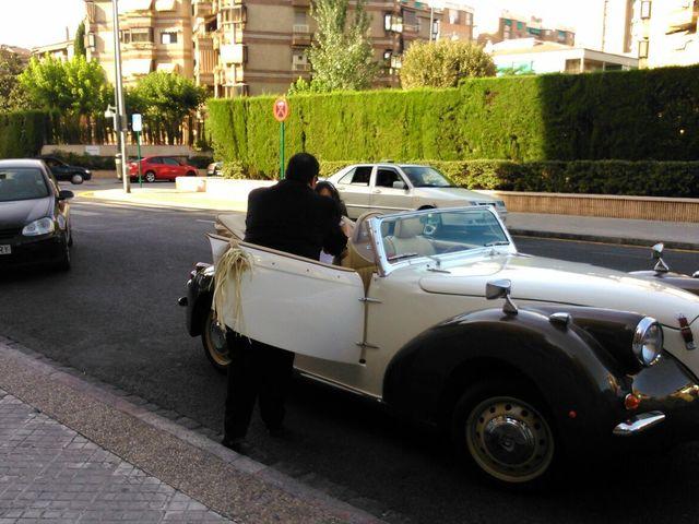 La boda de Josep Manel y Marian en Granada, Granada 1