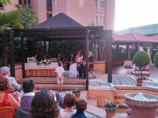 La boda de Josep Manel y Marian en Granada, Granada 2