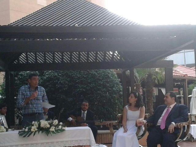 La boda de Josep Manel y Marian en Granada, Granada 4