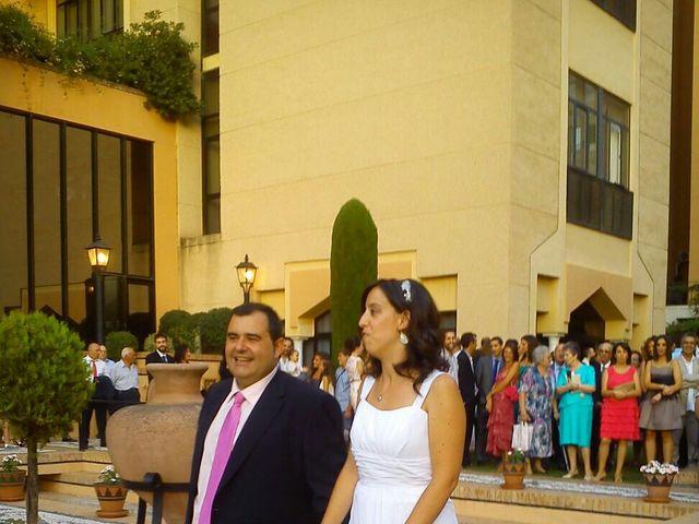 La boda de Josep Manel y Marian en Granada, Granada 5