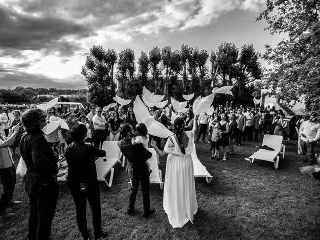 La boda de Jaume y Sílvia en Fontclara, Girona 2