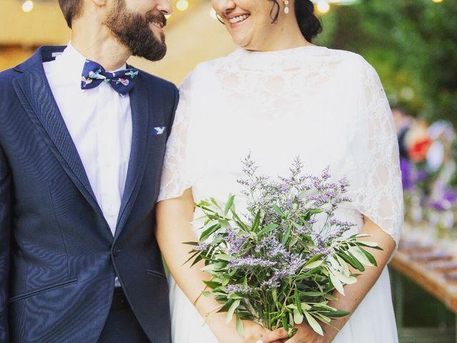 La boda de Jaume y Sílvia en Fontclara, Girona 13