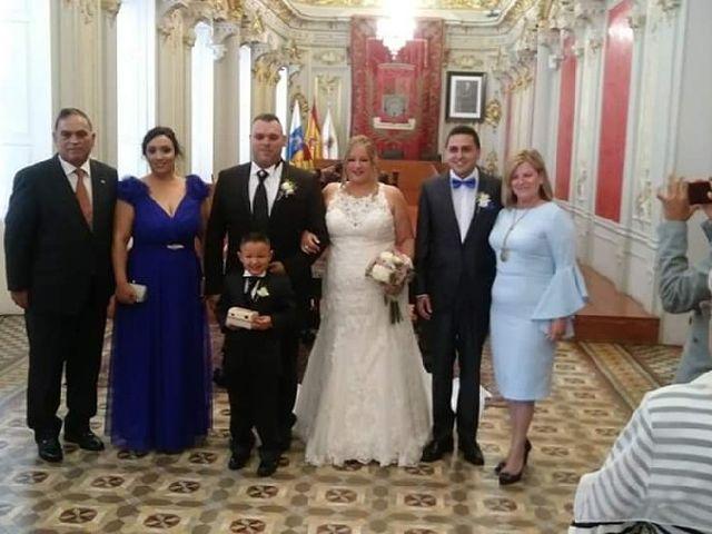 La boda de Jonatan y Cristina en Las Palmas De Gran Canaria, Las Palmas 1