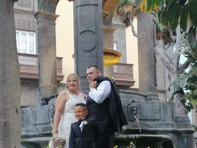 La boda de Jonatan y Cristina en Las Palmas De Gran Canaria, Las Palmas 7