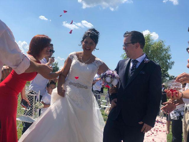 La boda de Tamy y Andreu