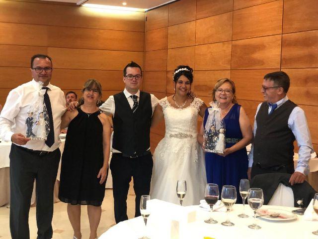 La boda de Andreu y Tamy en Santa Coloma De Farners, Girona 5