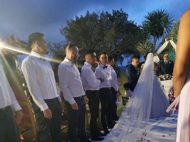 La boda de Héctor  y Diana en Ojen, Málaga 3