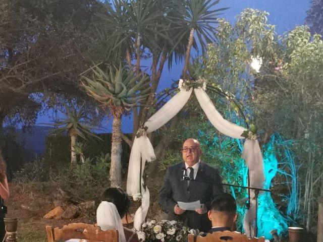 La boda de Héctor  y Diana en Ojen, Málaga 4