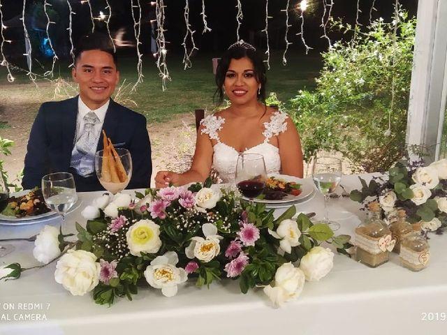 La boda de Héctor  y Diana en Ojen, Málaga 5