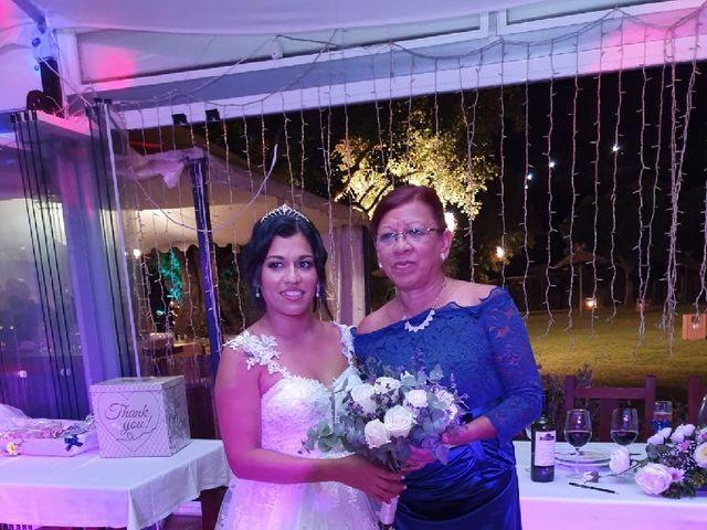 La boda de Héctor  y Diana en Ojen, Málaga 6