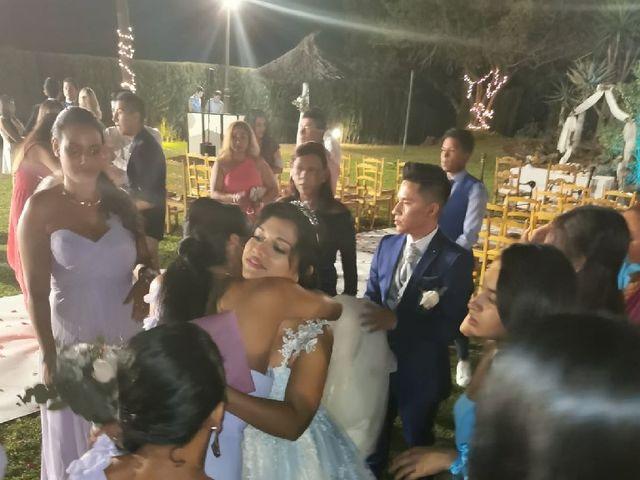 La boda de Héctor  y Diana en Ojen, Málaga 11